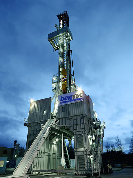 Bentec Gmbh Drilling Amp Oilfield Systems Skiddable Euro