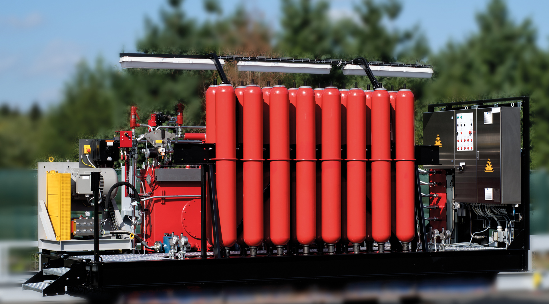 Bentec GmbH Drilling & Oilfield Systems - BOP Closing Unit